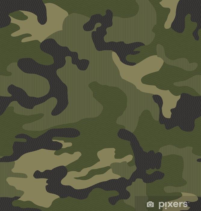 Micro pattern camouflage seamless Pixerstick Sticker - Graphic Resources