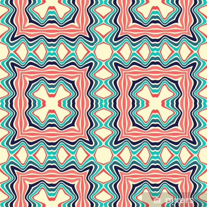 Pixerstick-klistremerke Sømløs mønster - Bakgrunner