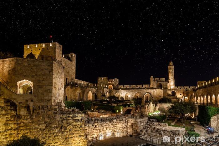 Pixerstick Dekor Natt i Gamla stan - Mellanöstern