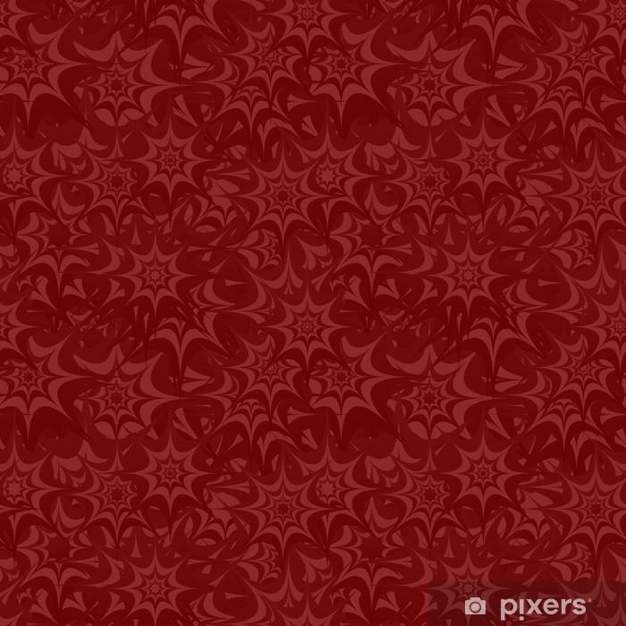 Papier peint vinyle Bordeaux transparente étoiles courbe motif de fond - Thèmes