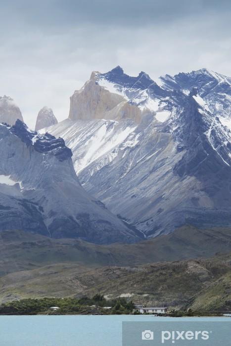 Murales De Paisajes En Chile