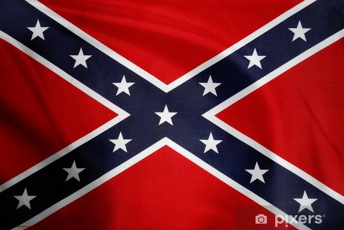 Koc pluszowy Flaga Konfederacji - Tematy
