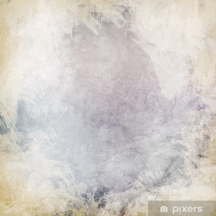 Naklejka Pixerstick Kolorowe malowane rocznika tle - Tematy