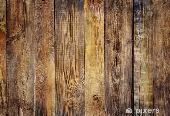 Wood Texture Plank Grain Background Wooden Desk Table Or Floor Sticker Pixers 174 We Live To