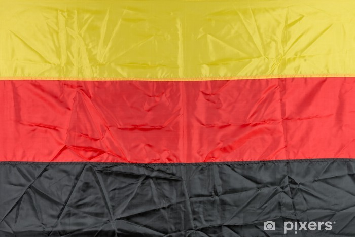 Fotomural Estándar Bandera - Temas