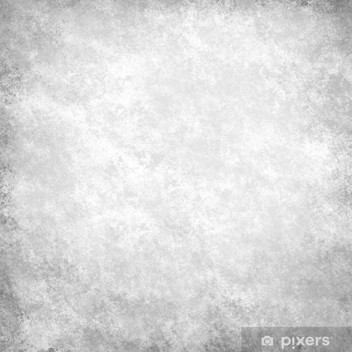 Adesivo Sfondo Bianco E Nero Con Luce Daccento Nera Sul Confine E