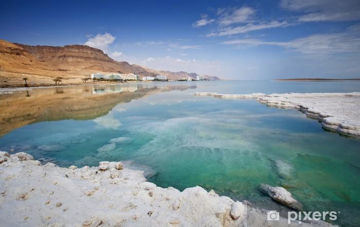 Pixerstick Dekor Döda havet - Mellanöstern
