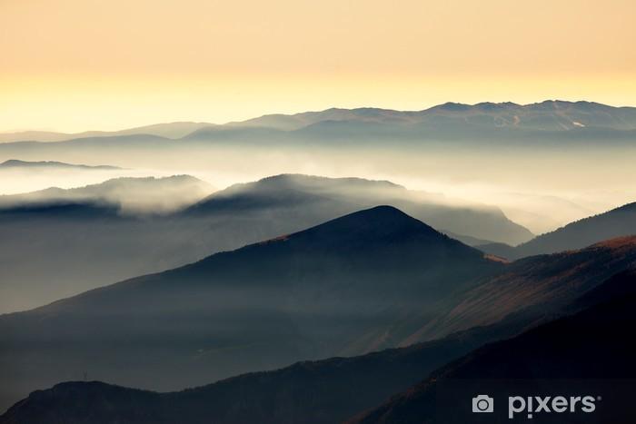 Fototapeta samoprzylepna Góry - Sytuacje biznesowe