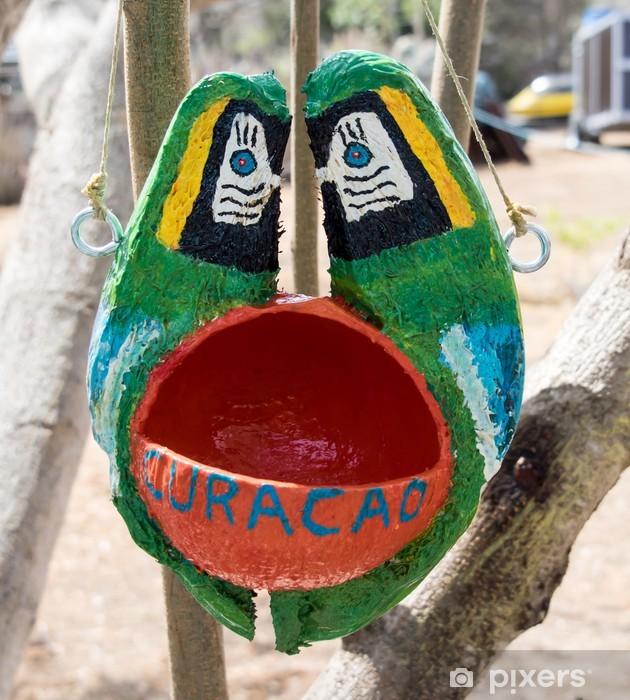 Nálepka Pixerstick Curacao Art - Umění a tvorba