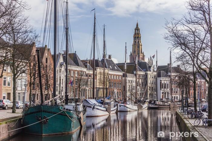 Fotomural Estándar Groningen alta der Aa - Temas