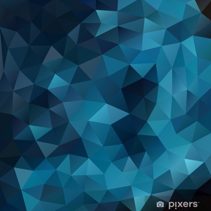abstract background Vinyl Wall Mural - Backgrounds