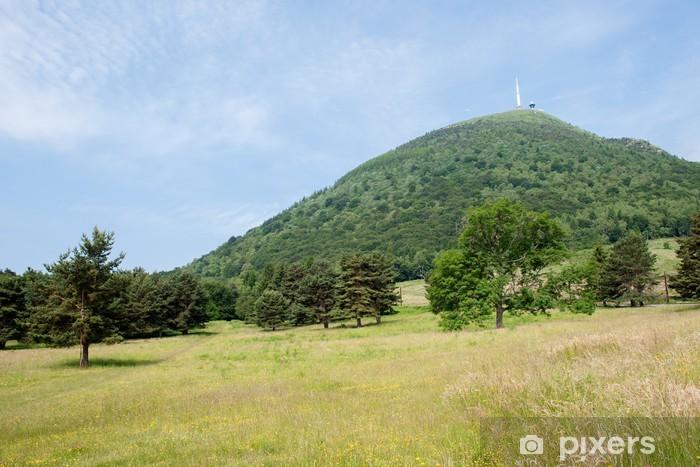 Naklejka Pixerstick Puy-de-Dome - Europa