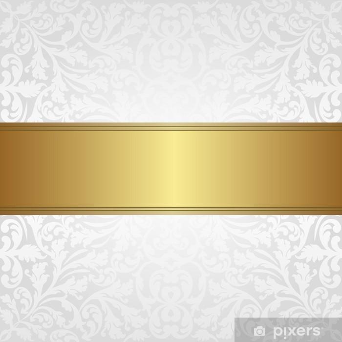 Sfondo oro bianco