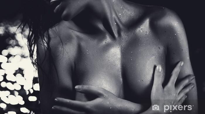 Fototapeta winylowa Młoda kobieta sexy - Tematy