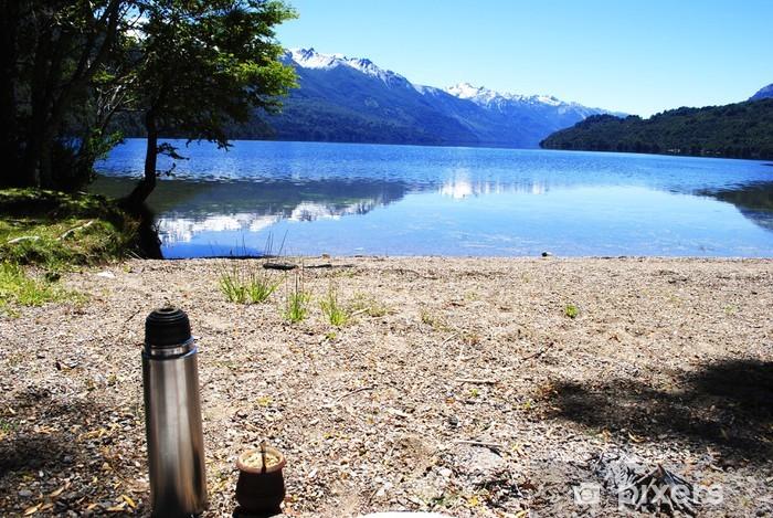 Fototapeta winylowa Jezioro Rivadavia, Chubut, Patagonia - Inne pejzaże