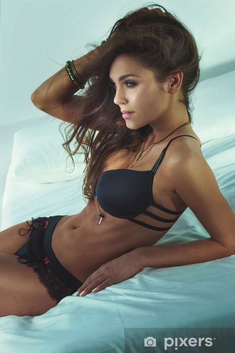 Sexig tjej