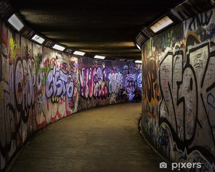 Fototapeta winylowa Subway Art - Tematy
