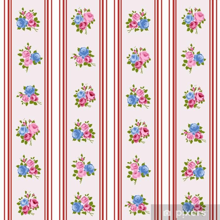 Pixerstick Sticker Cottage elegant patroon - Stijlen