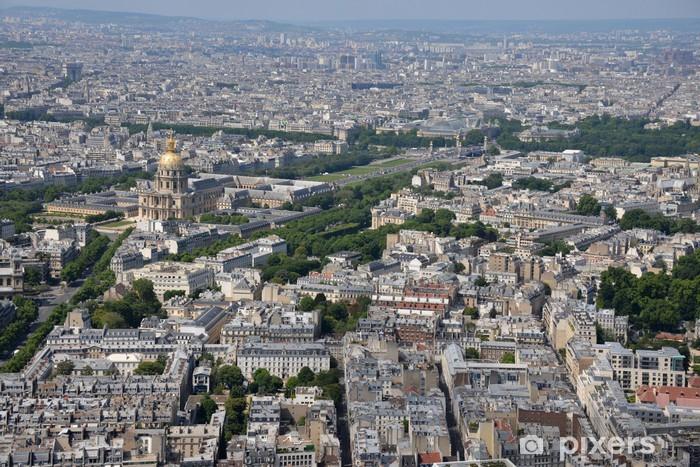 Papier Peint Vue Sur Paris En France Pixers Nous Vivons Pour