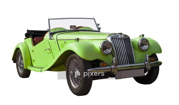 Veggklistremerke Endre oldtimer, klassisk bil 1920 -