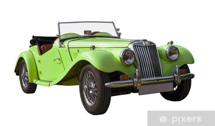 alter oldtimer, classic car 1920 Pixerstick Sticker - Themes