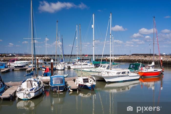 Nálepka Pixerstick Ryde Isle of Wight Anglie - Evropa