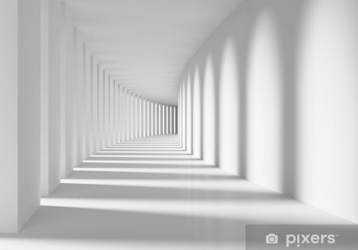 Pixerstick-klistremerke Korridor - Grafiske Ressurser
