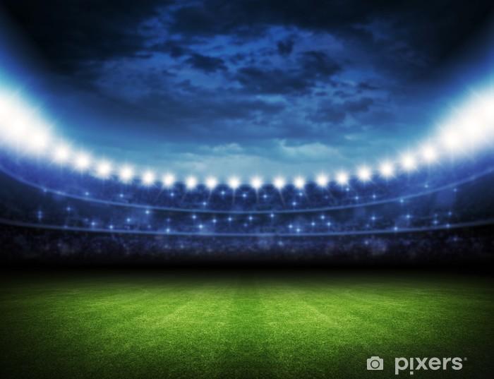 Stadion Vinyyli valokuvatapetti - American football