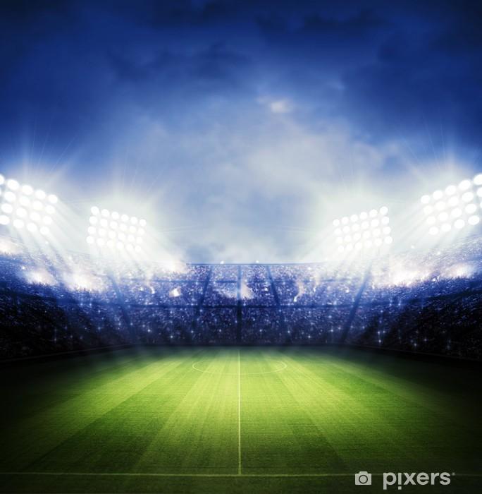 Fotomural Estándar Estadio - Fútbol Americano