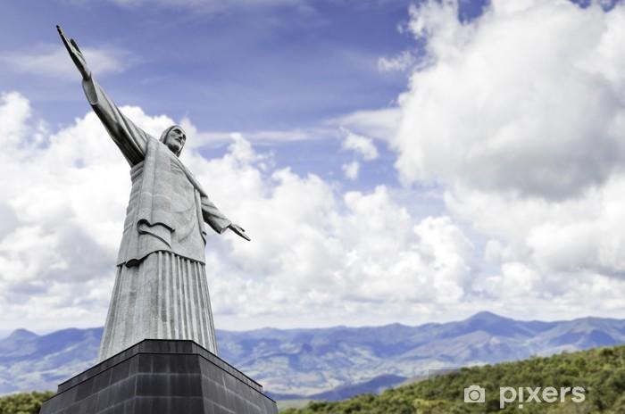 Nálepka Pixerstick Krista Spasitele v Rio de Janeiru v Brazílii - Jiné