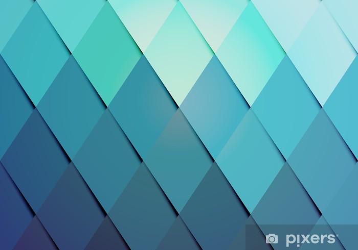 Fotomural Estándar Inconformista negocios patrón de color de fondo - Abstractos