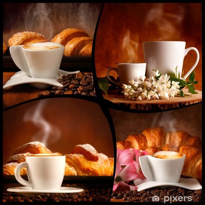 Poster Mélanger caffè - Boissons chaudes