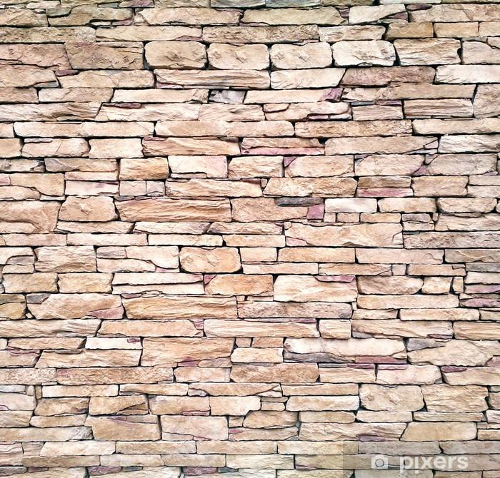 Papier peint Mur de pierre moderne texture de fond • Pixers® - Nous vivons pour changer