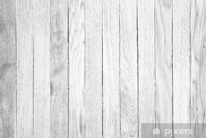 Fotomural Estándar De alta resolución fondos de madera blanca - Temas
