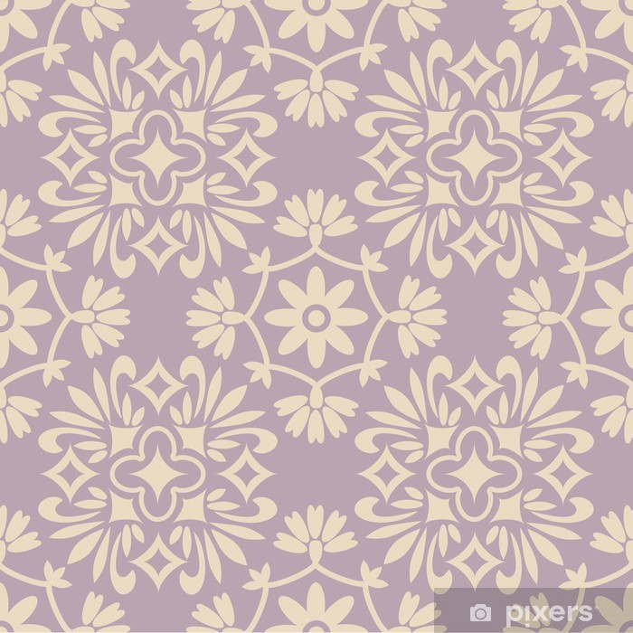Seamless pattern Washable Wall Mural - Fashion