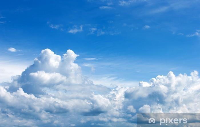 Nálepka Pixerstick Skvělá příležitost - Nebe