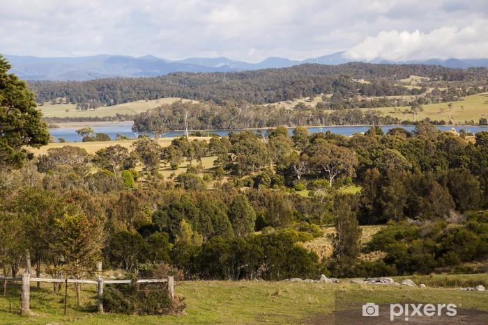Vinyl-Fototapete Land Landschaft. Bingie (in der Nähe von Morua). NSW. Australien - Ozeanien