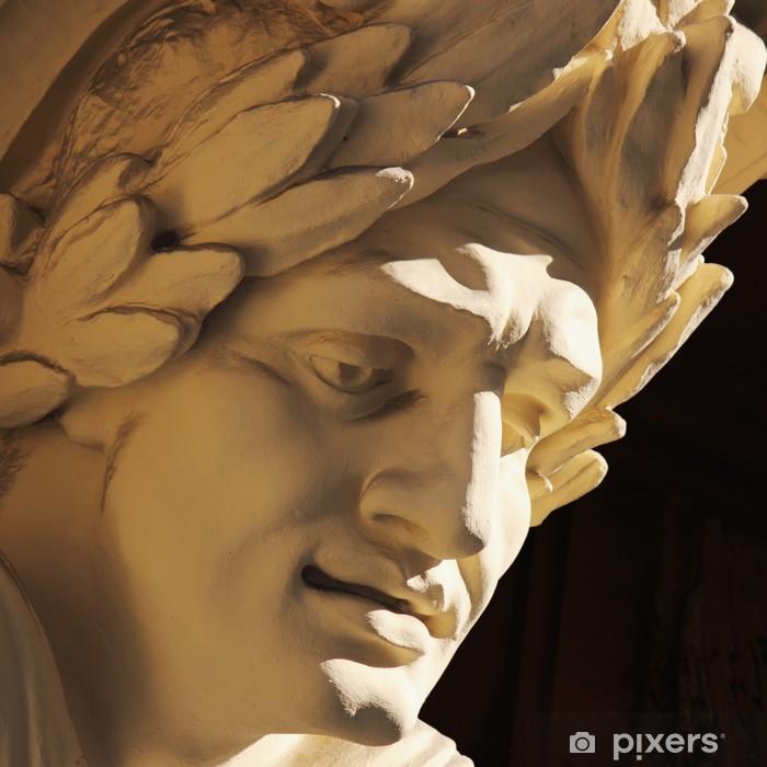 God Zeus Pixerstick Sticker - Monuments
