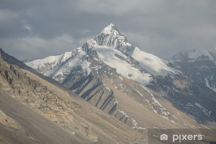 Fototapeta winylowa F. Everest, najwyższy szczyt świata. - Tematy