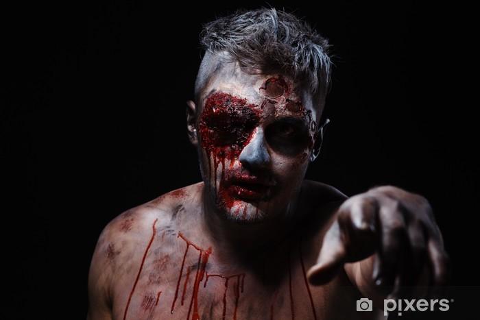 Fototapeta samoprzylepna Zombie - Tematy