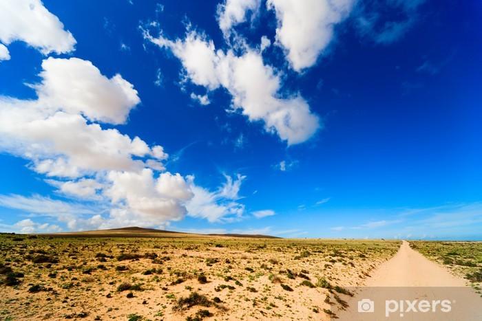 Carta da Parati in Vinile Deserto - Cielo