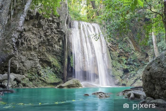 Nálepka Pixerstick Vodopád - Přírodní krásy