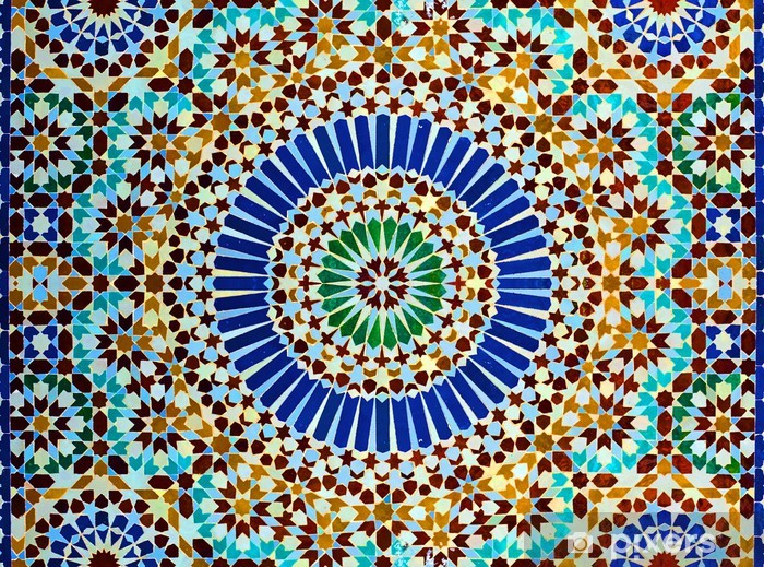 Fotomural Estándar Orientale Decoración - Marruecos