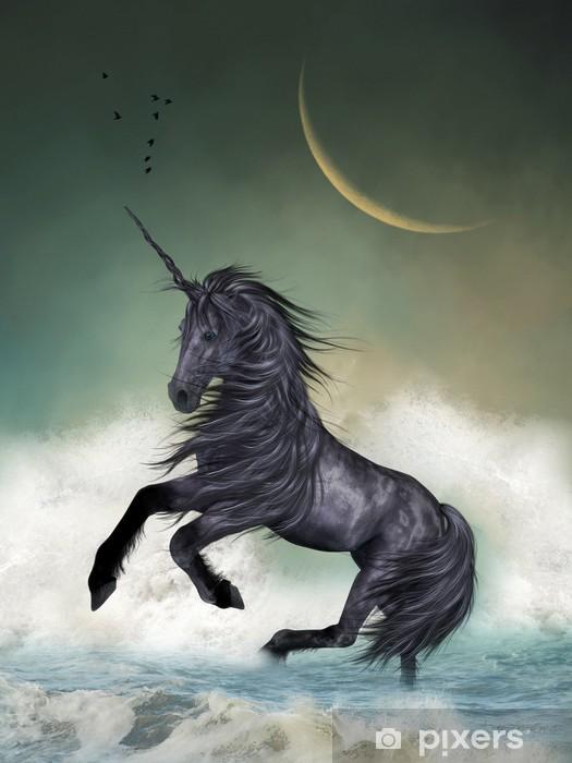 Raamsticker Unicorn - Thema's
