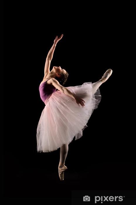 Ballet dancer Pixerstick Sticker - Themes