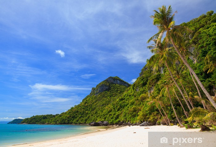 Naklejka Pixerstick Angthong Island, Ko Samui, Tajlandia - Azja