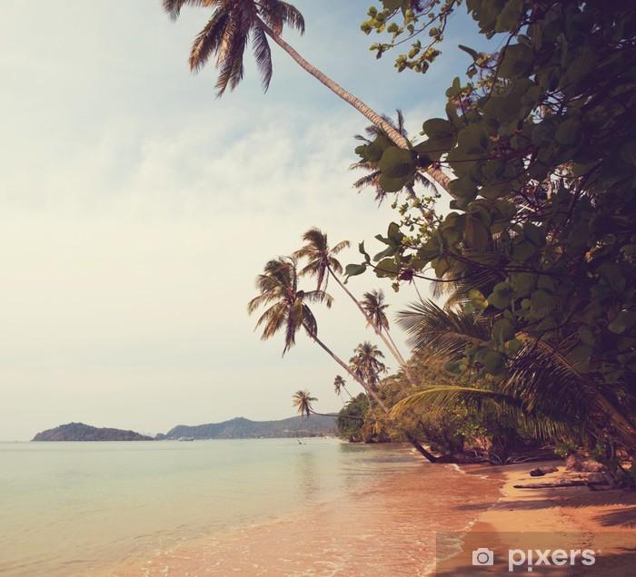 Plakát Tropical Beach - Příroda a divočina