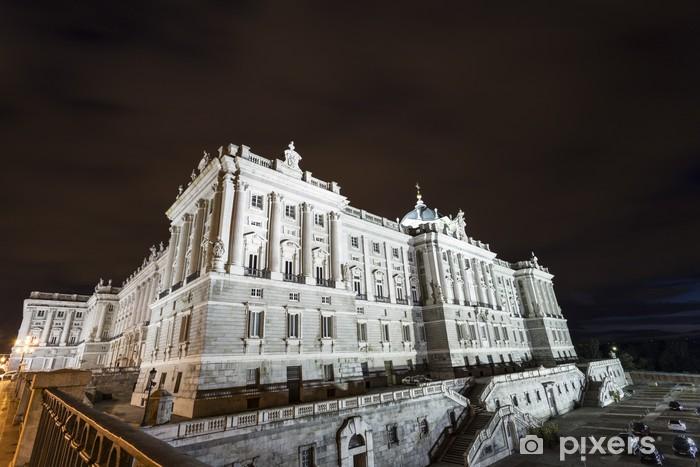 Vinylová fototapeta Royal Palace - Vinylová fototapeta