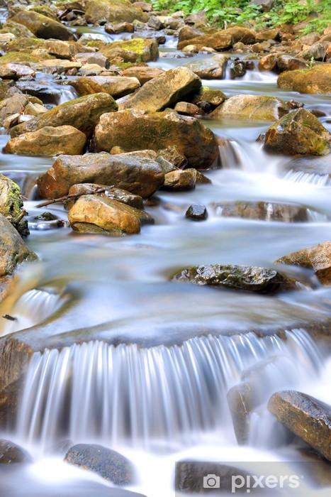 Vinilo para Nevera Río de montaña - Temas