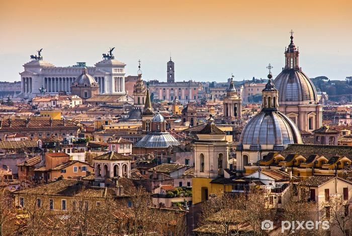 Fototapeta winylowa Rzym - Tematy